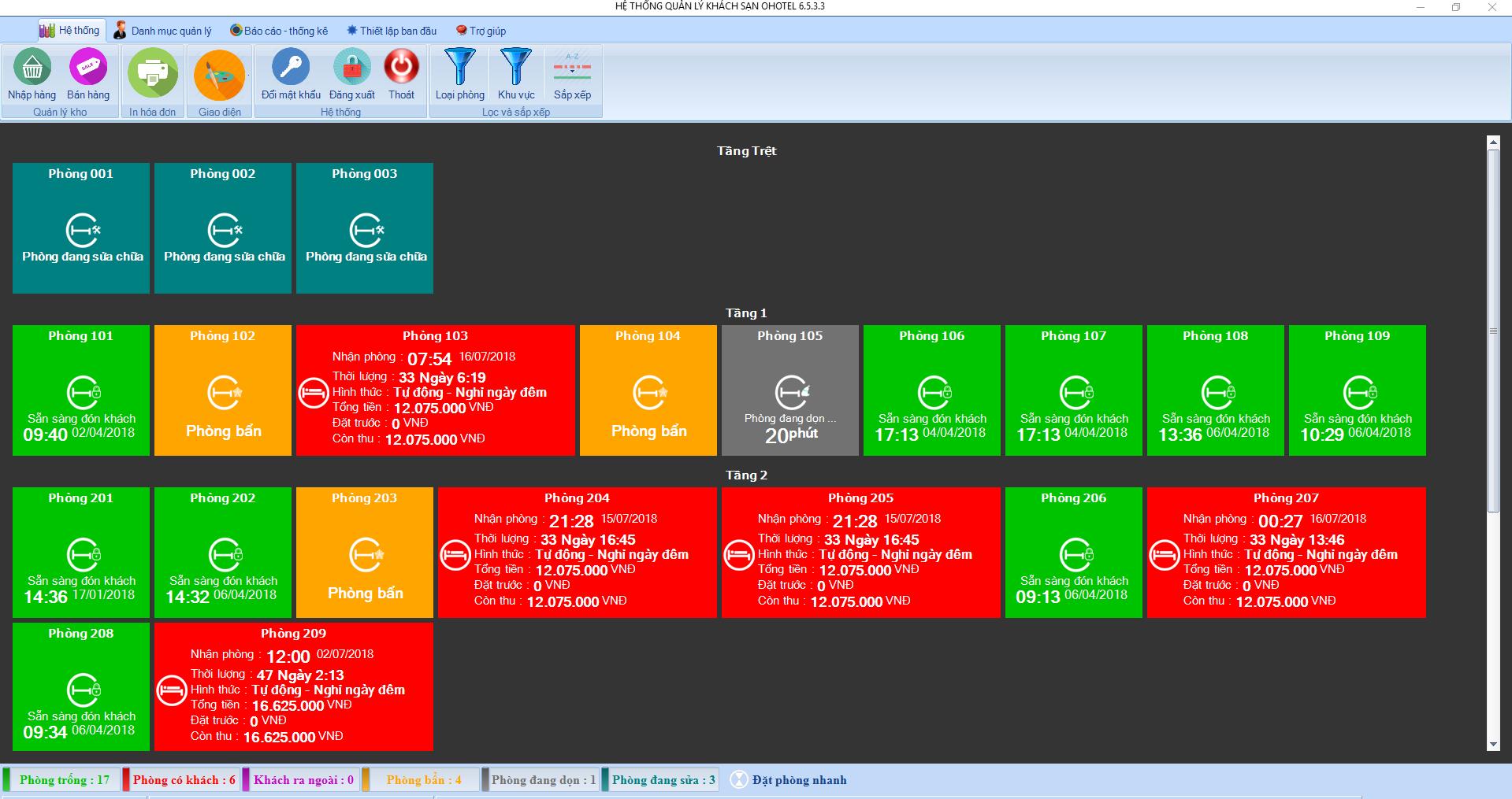 Hướng dẫn cách chọn phần mềm quản lý khách sạn dễ dàng